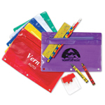 Clear School Pencil Pouch