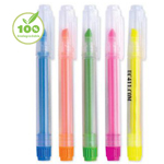 Eco Neon Light highlighter Pen
