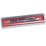 Pen Case with Clear Lid