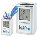 Desk Caddy Calendar Clock