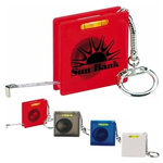 Square Tape Measure Level Keyholder
