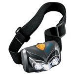 Plastic Headlamp Flashlight
