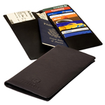 Calfskin Travel Wallet