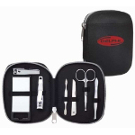Zippered Manicure Set