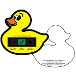 Duck Shaped Safety Thermometer Card