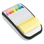 Sticky Note And Tape Flag Dispenser