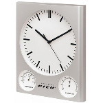 Weatherstation Wall Clock