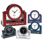 Swivel Quartz Analog Clock
