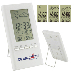Weather Station Desk Clock