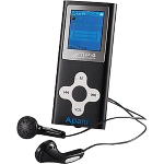 2Gb Plastic Mp3 Player