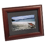Digital Wood Picture Frame