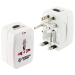 Travel Adaptor With Surge Protector