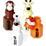 6 Oz Mini Animal Bottle