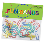 Trendy Silicone Fun Band