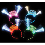 Lightup Fiber Optic Tiara Headband
