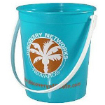 Sand Pail Beach Bucket