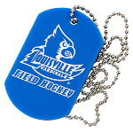 Silicone Large Dog Tag