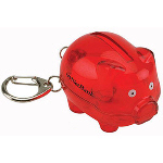 Mini Clip On Piggy Bank