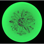 Glow Flying Disc