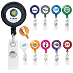 Retractable ID Badge Holder