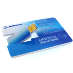 1GB Credit Card Shape USB Flash Dri