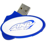 1GB Zenith USB Flash Drive