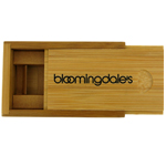 Rectangular Bamboo Gift Box