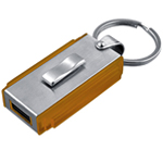 256MB Key Holder USB Flash Drive