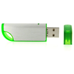 256MB Edge USB Flash Drive