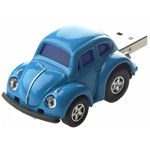 2GB Custom Beetle Bug USB Flash Dri