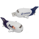 16GB Airplane Plane USB Flash Drive