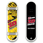 16GB Skateboard SkateDrive USB Flas