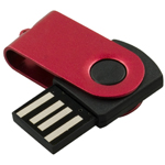 16GB Mini Twister USB Flash Drive