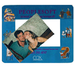 Photo Frame Hard Top Mouse Pad