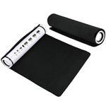 Roll-up Mousepad Speaker USB Hub