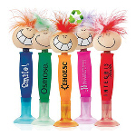 Eco Friendly Plastic Goofy Pen