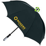 Recycled 60 Inch Arc Golf Umbrella