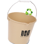8 Quart Recycled Bucket