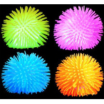 Light Up Flashing Puffer Ball Yo-Yo