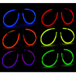 Glow Stick Eyeglasses