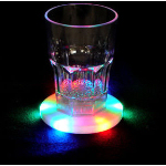 Light Up Led Flashing Coaster