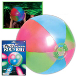 Inflatable Light Up Beach Ball