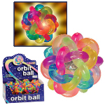 Flashing Light Orbit Ball