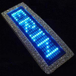 Led Programmable Belt Buckle
