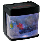 Plastic Usb Aquarium With Usb Cord
