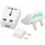 Universal Travel Adapter With Usb P