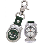 Analog Pocket Clip Watch