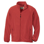 Full Zip Unlined Fleece Jacket