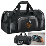 Deluxe Golf Duffel Bag