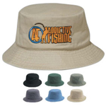 Garment Washed Cotton Twill Bucket